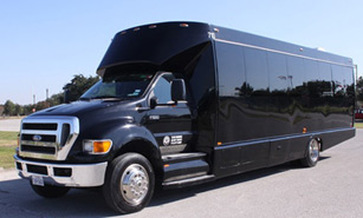 party bus rental Hamilton ontario