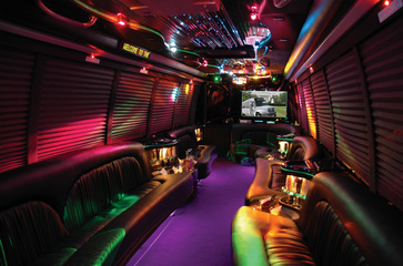 party bus rental Hamilton